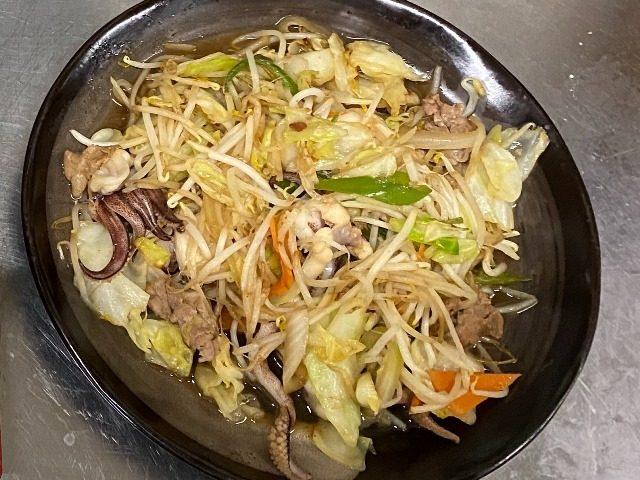 野菜炒め定食_2